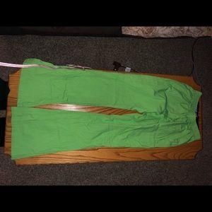 Pants - Green scrub bottoms